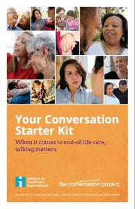conversation starter kit cover image
