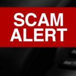 scam alert icon