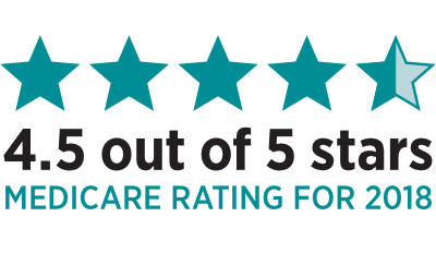 PEOPLES HEALTH RECEIVES 4.5-STAR CMS RATING Medicare Advantage Company Has Highest-Rated Plans in Louisiana