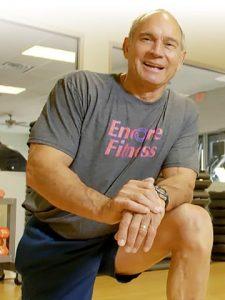 2017 Peoples Health Champion Edgar Schafer