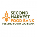 Second Harvest Food Bank Feeding South Louisiana logo
