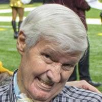 Peoples Health Honors Champion Ben Mathews at Saints Home Game