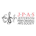Jefferson Performing Arts Society logo