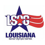 Louisiana Senior Olympic Games icon