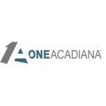 One Acadiana logo
