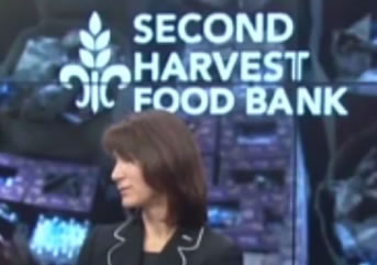 Peoples Health Partners with Second Harvest Food Bank