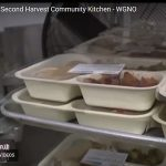 Second Harvest meals prepared by Peoples Health volunteers.