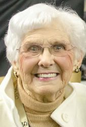 Peoples Health Honors Champion Gladys Hughes at Saints Home Game