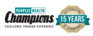Peoples Health Champions 15 year