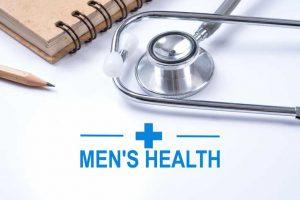 men's health promotional image
