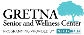Gretna Senior and Wellness center logo