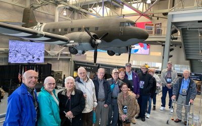 Peoples Health Hosts Local Seniors and Veterans at The National WWII Museum
