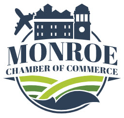 Monroe Chamber of Commerce logo