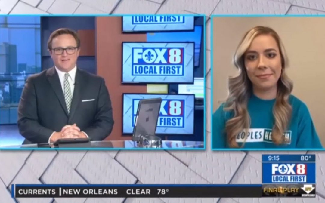 Social Media Safety – Paige Hoffmeister on WVUE FOX 8 News