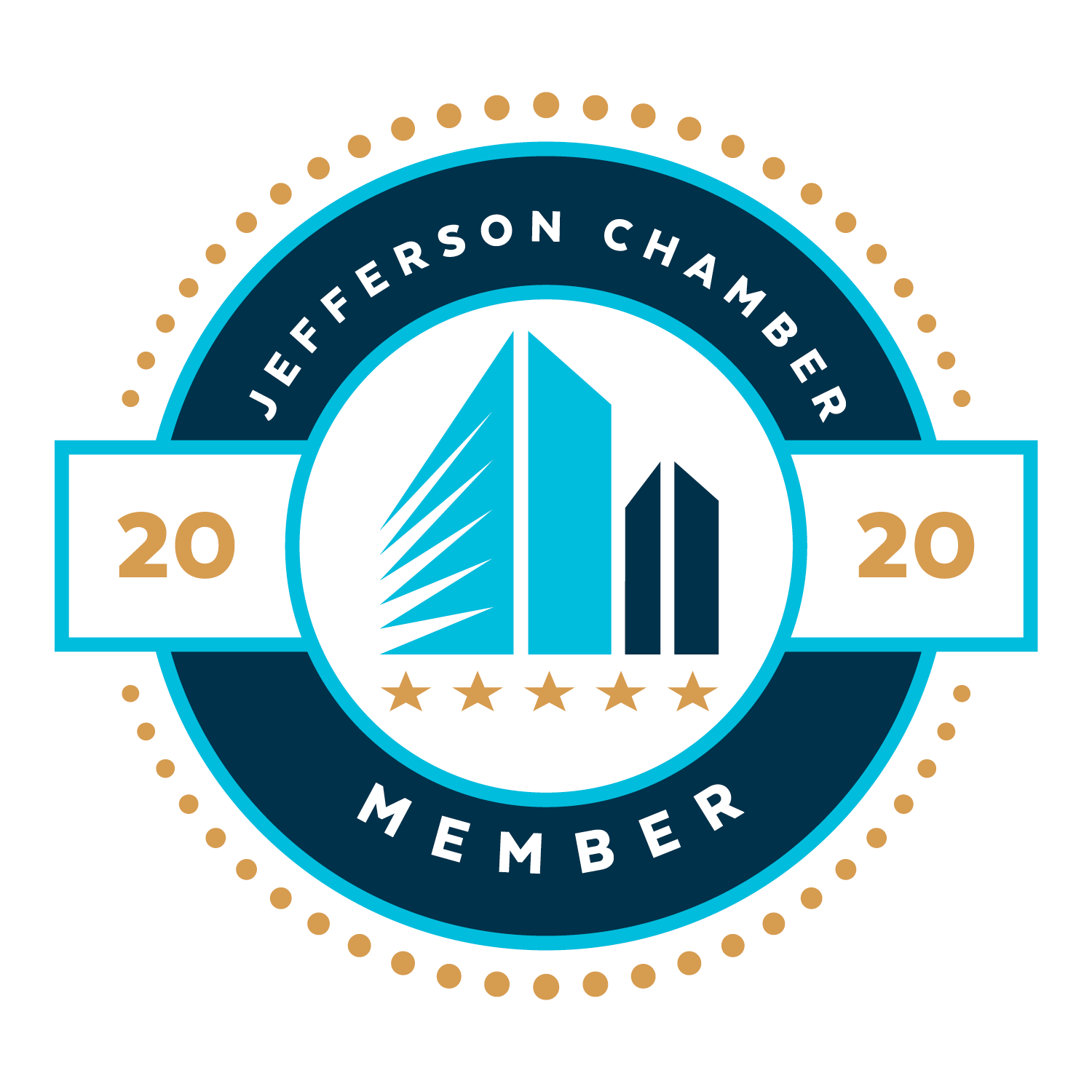 Jefferson Chamber official seal