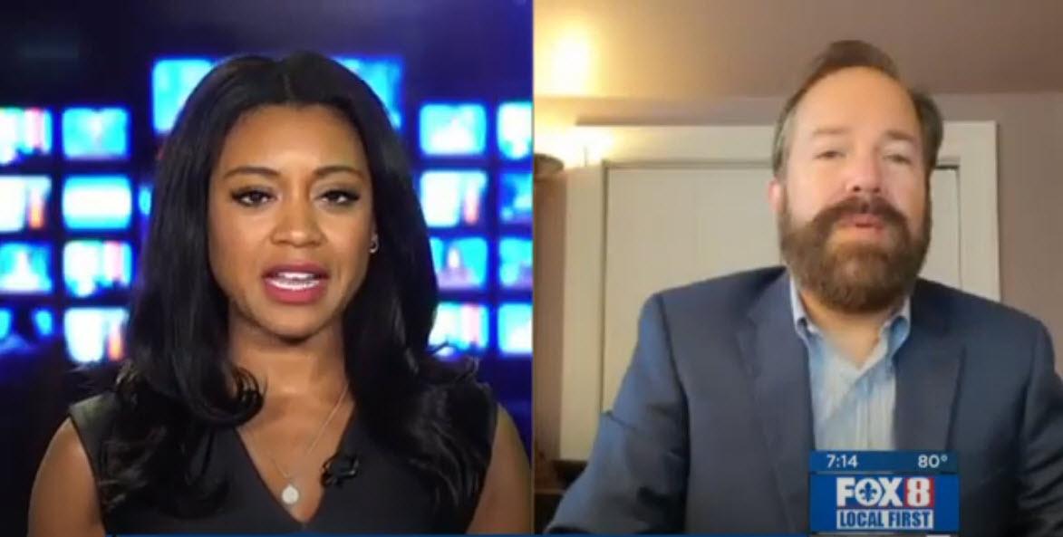 Migraine and Headache Awareness – Dr. Brent Wallis on WVUE FOX 8 News